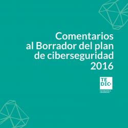 Nuestros comentarios acerca del borrador Plan de Ciberseguridad en Paraguay [Descarga]