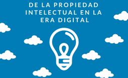 Flyer sobre propiedad intelectual
