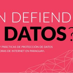 Proveedoras de Internet deben reforzar protección de datos de usuarios