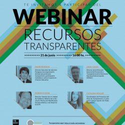 """""""Recursos Transparentes"""" busca el empoderamiento ciudadano y reflexión regional"""