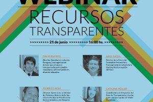 webinar recursos transparentes