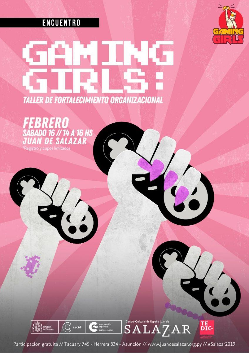 Primer Encuentro gaming girls