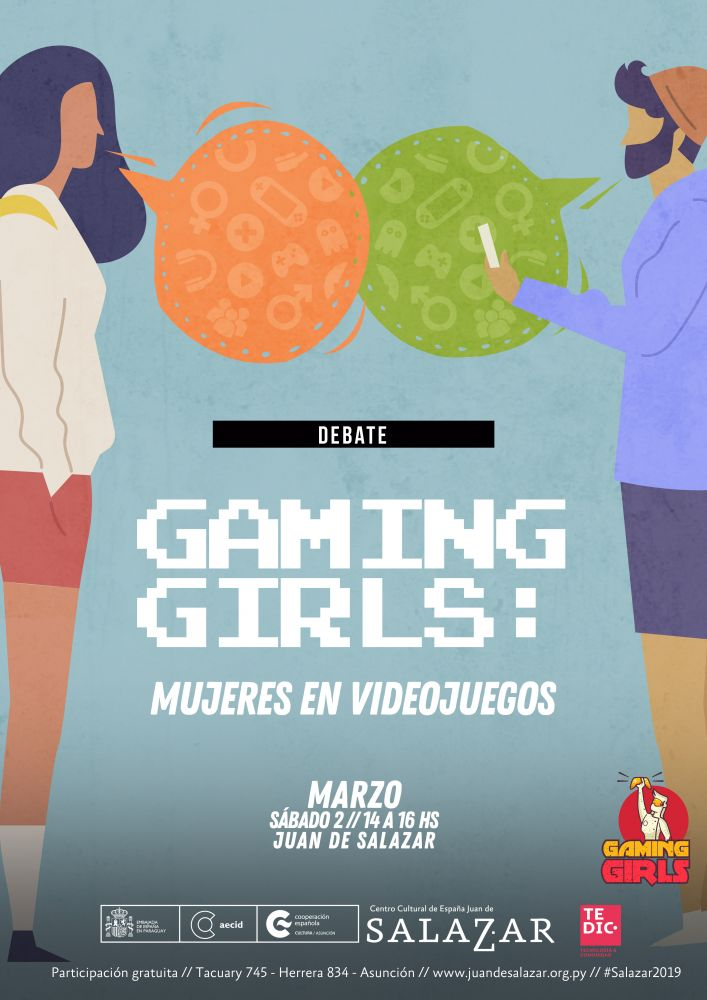 debate_gaming girls