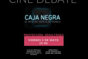 Invitación cine debate