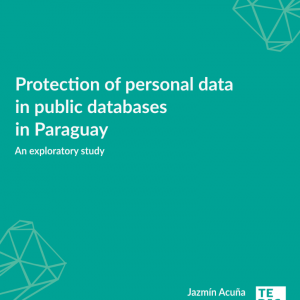 data proteccion public