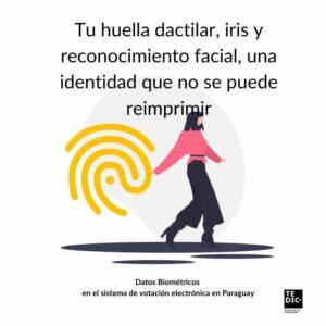 Copia de Tu Huella dactilar, iris y reconocimiento facial, una identidad que no se puede reimprimir