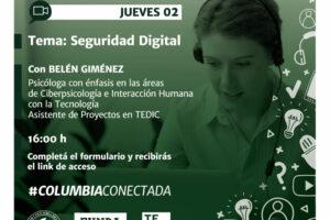 webinar columbia