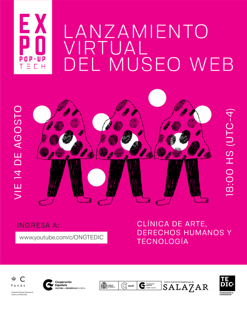 Museo Virtual - Expo Pop-Up