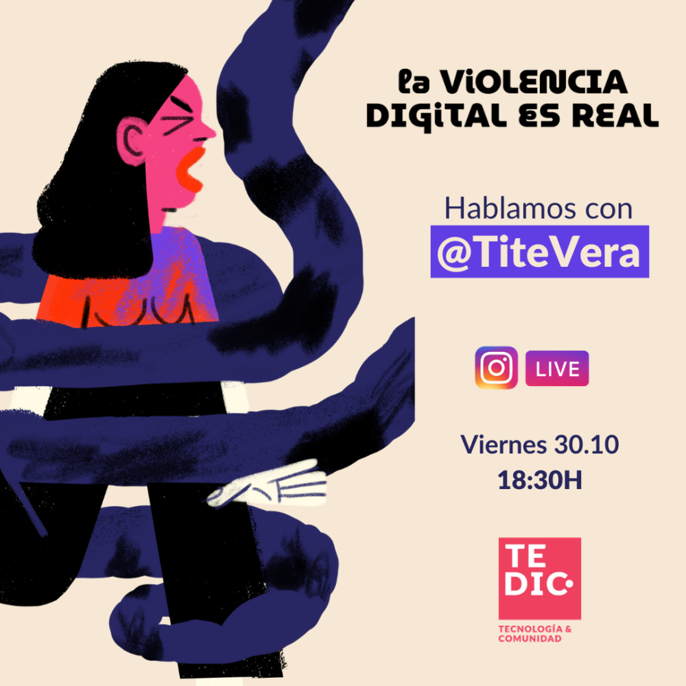 Live Stream con Tite Vera