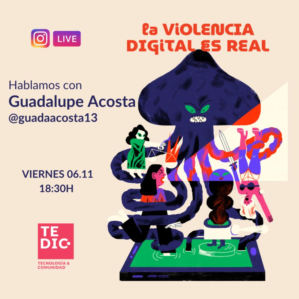 Live con Guadalupe