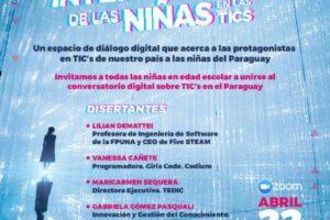 Dia Internacional de las Niñas en TICs