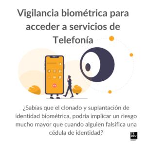 bio-datos telefonia