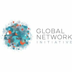 Logo de Global Network Initiative